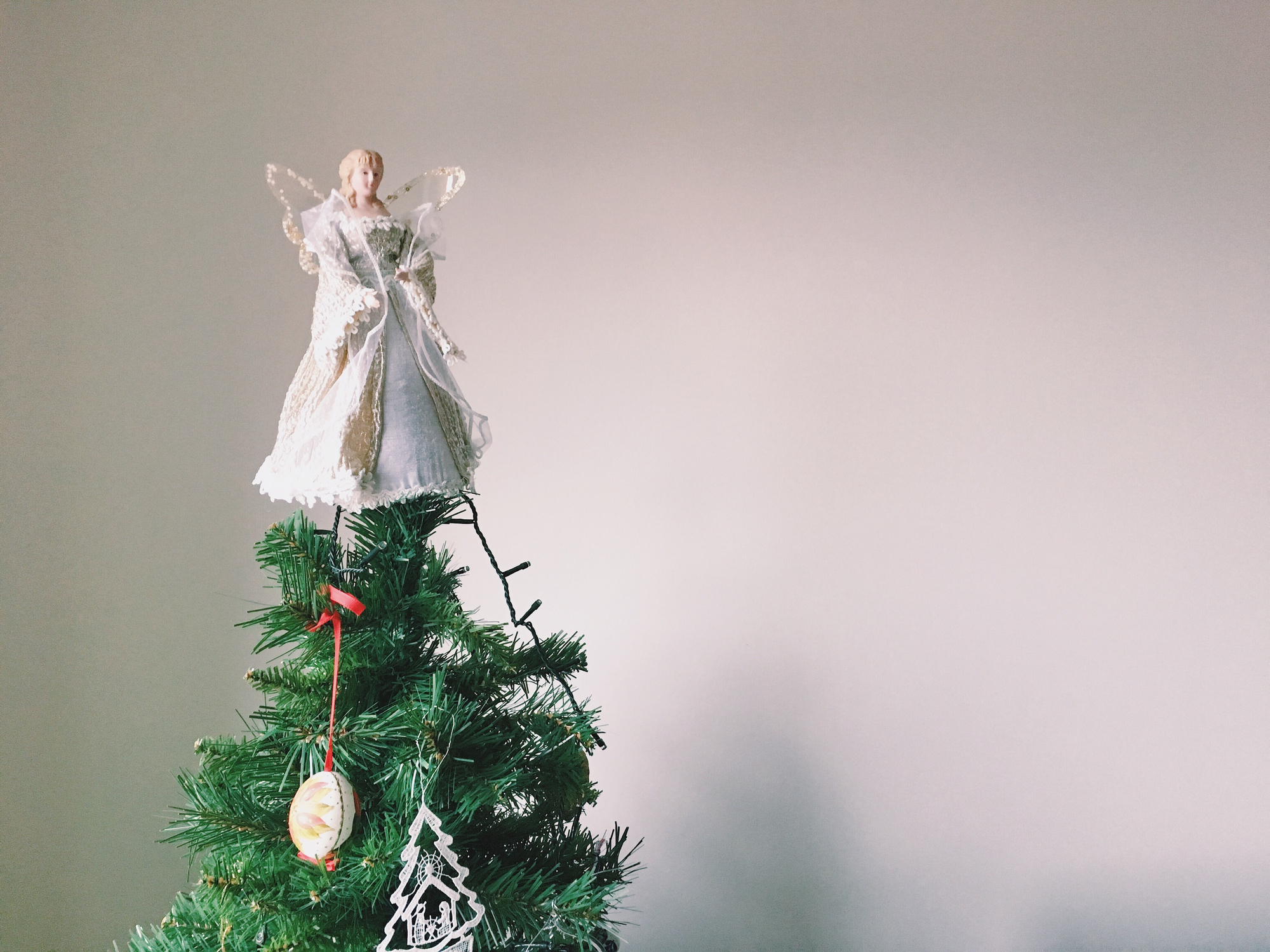 History Of Christmas Tree.The History Behind The Angel Topper Southern Living