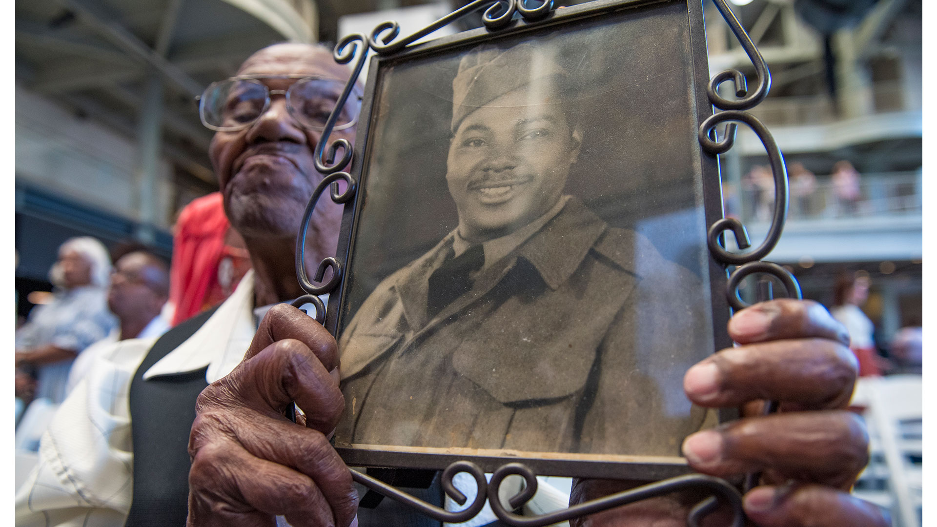 America's Oldest World War II Vet Celebrates His 110th Birthday with Party in New Orleans
