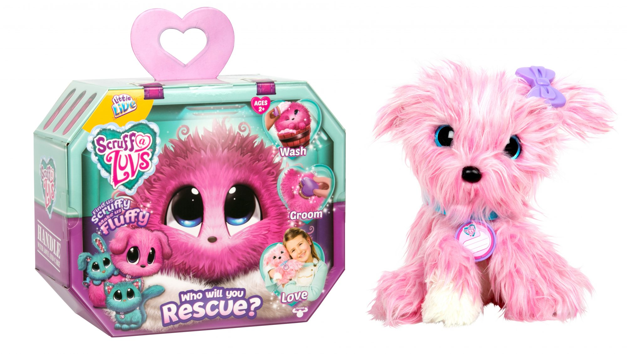 Walmart's Hot Toy List Is Here and OMG It's Not Even Labor Day little-live-scruff-a-luvs