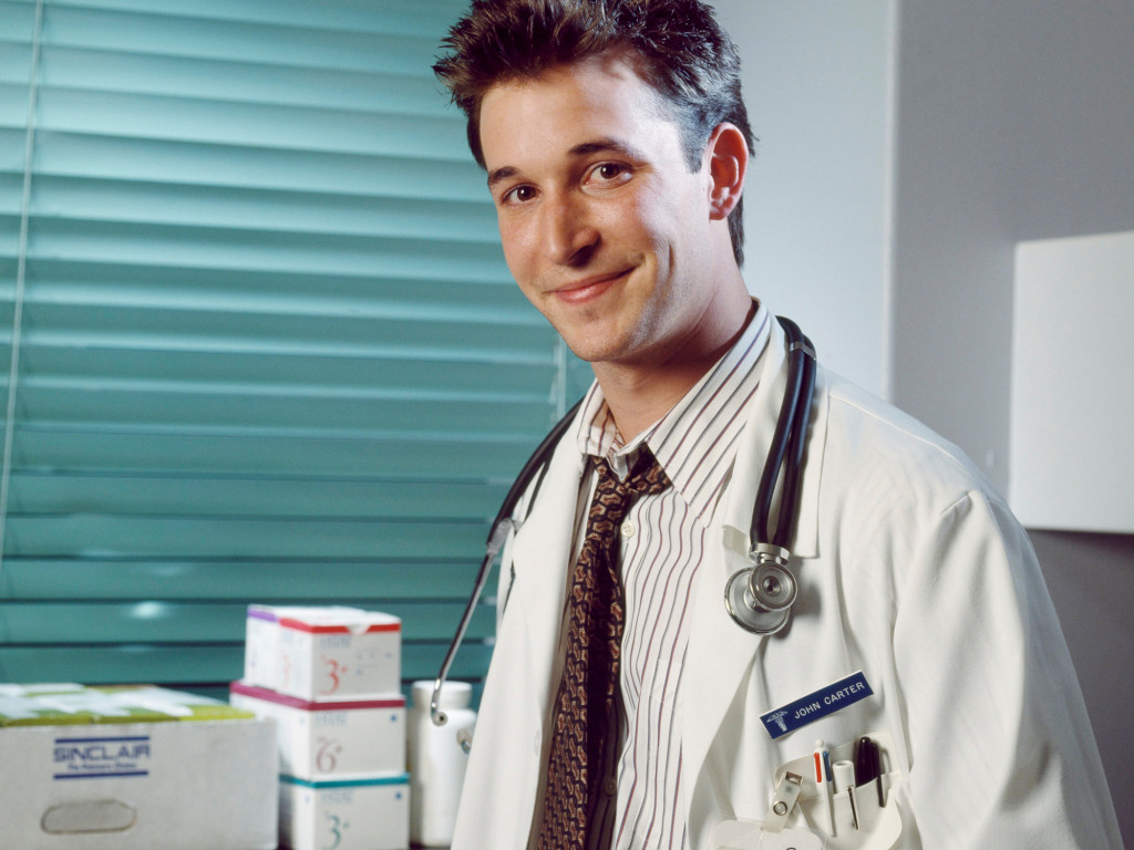 David Schwimmer Initially Passed on Friends — and They Almost Cast ER's Noah Wyle! noah-wyle-2