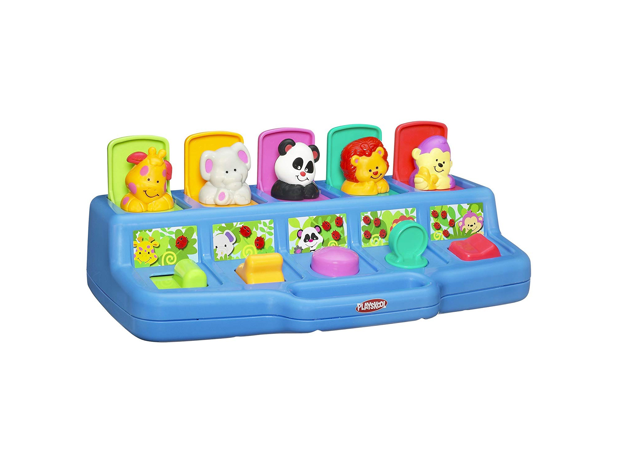 Playskool Poppin' Pals Pop-up Activity Toy