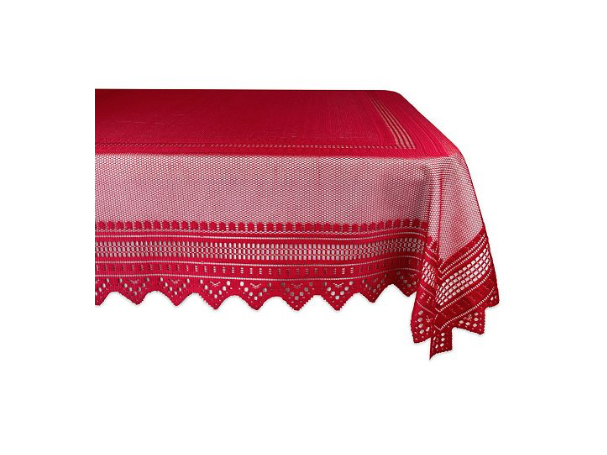 Lace Nordic Tablecloth
