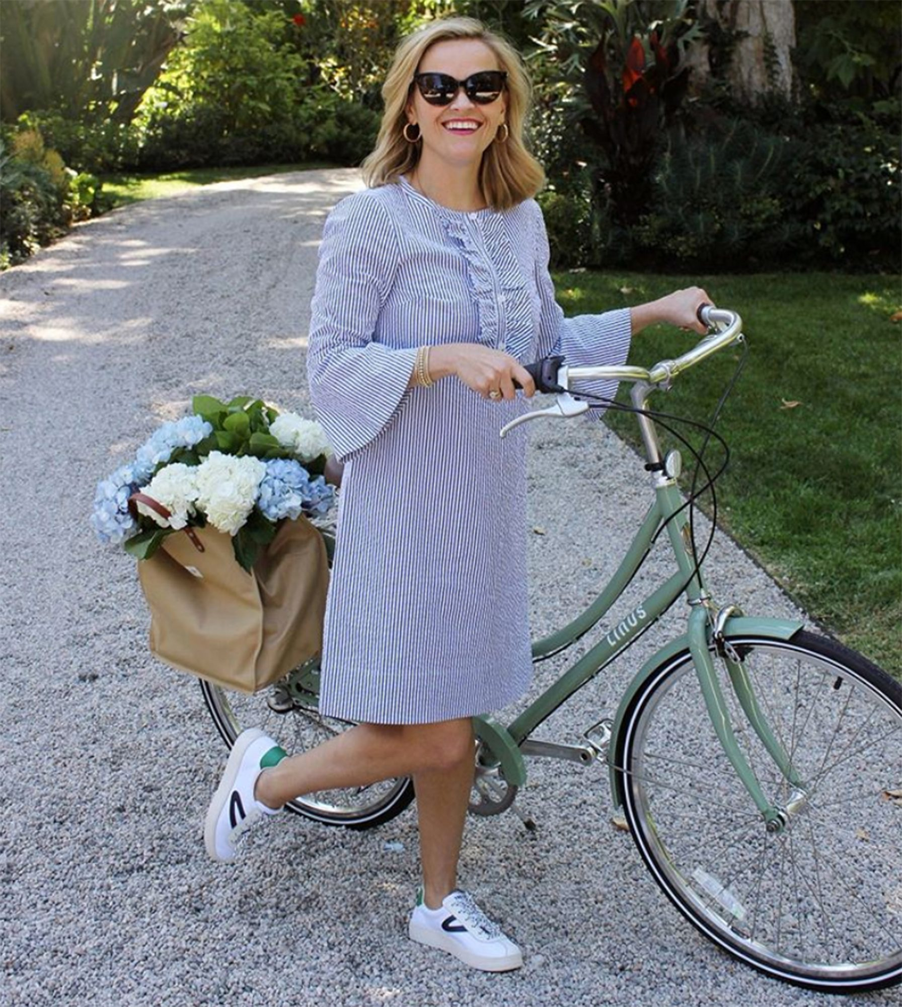 Reese Witherspoon sneakers
