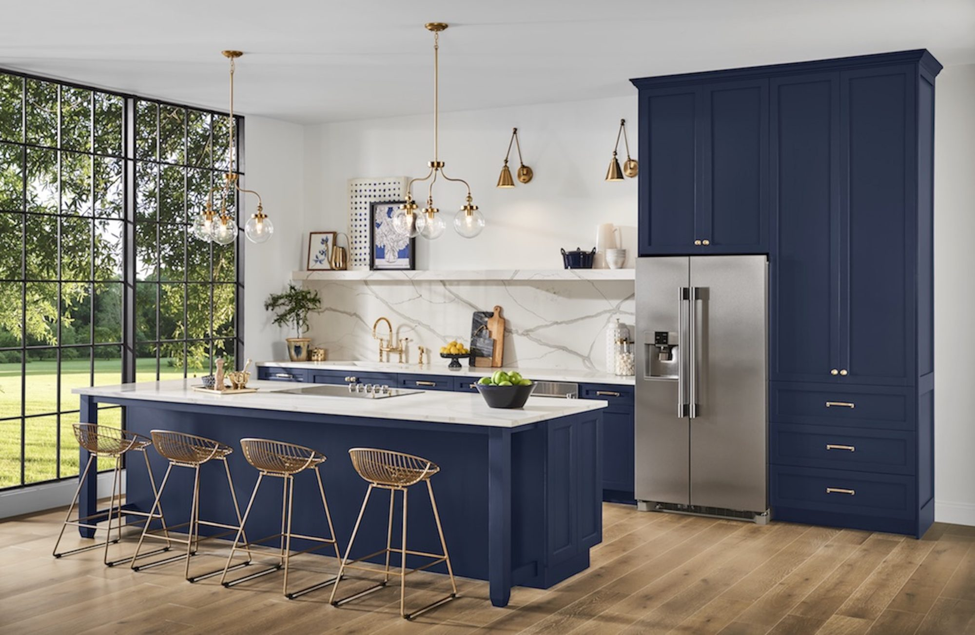 Sherwin Williams Color of the Year 2020 Kitchen
