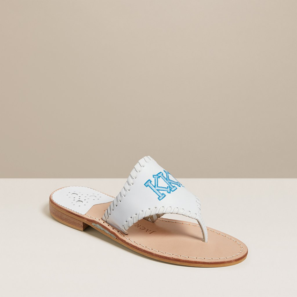 Sorority Sandal 1