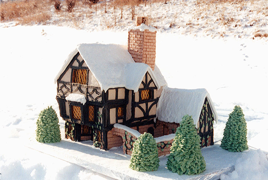 Adorable Gingerbread Houses: Home Sweet Home
