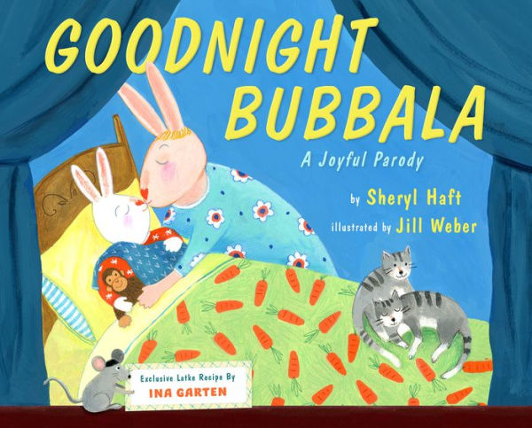 Goodnight Bubbala Book Cover
