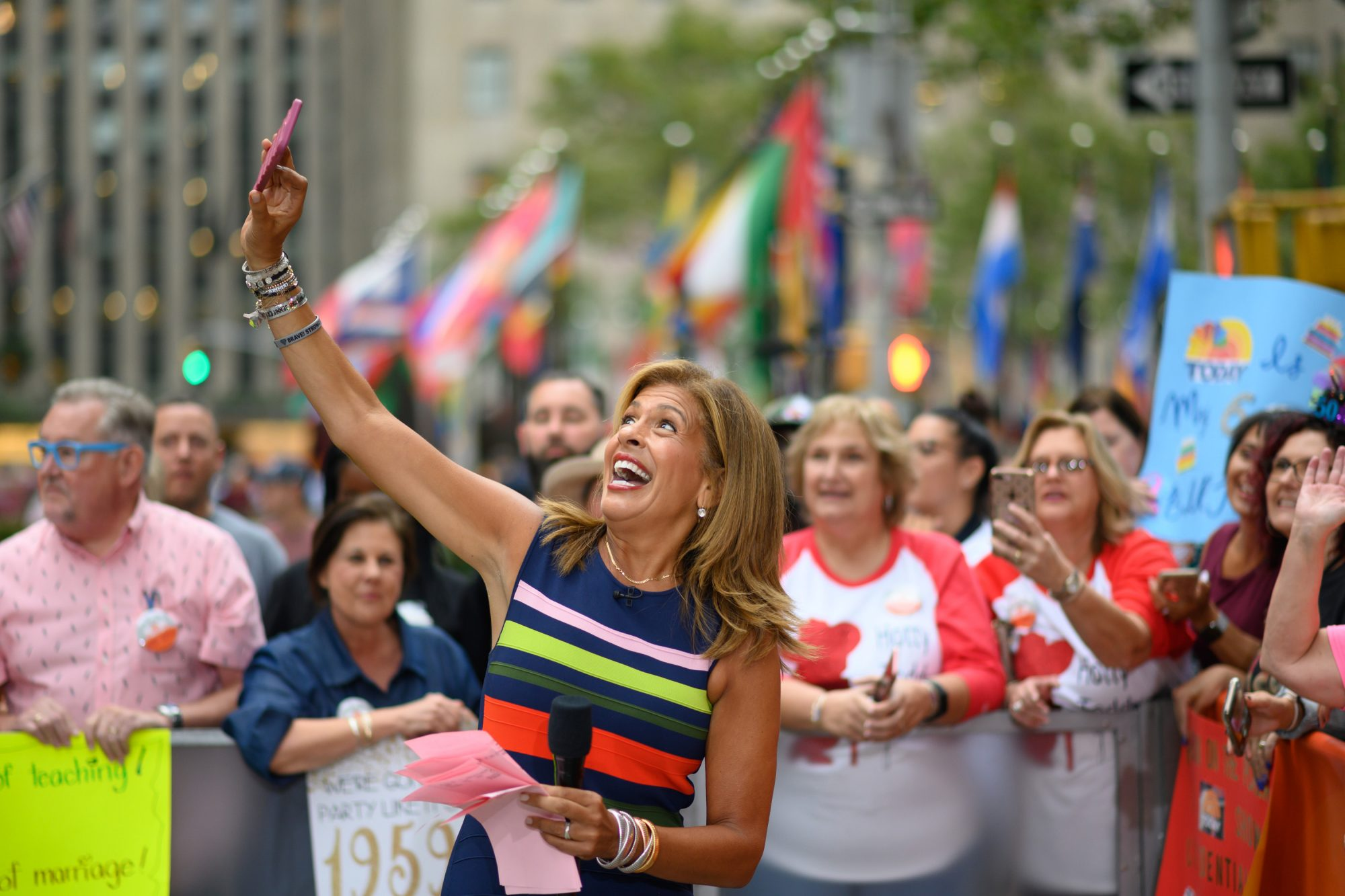 WATCH: Hoda Kotb Admits She Almost Thought About Leaving the Today Show—Here's Why