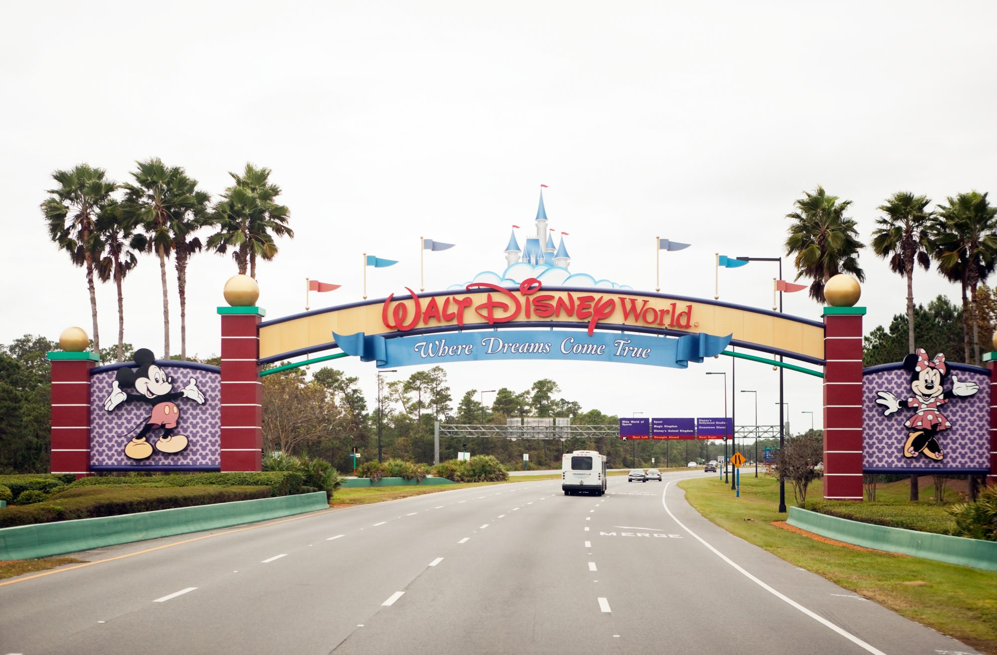 The Heartwarming Reason It's Called Walt Disney World