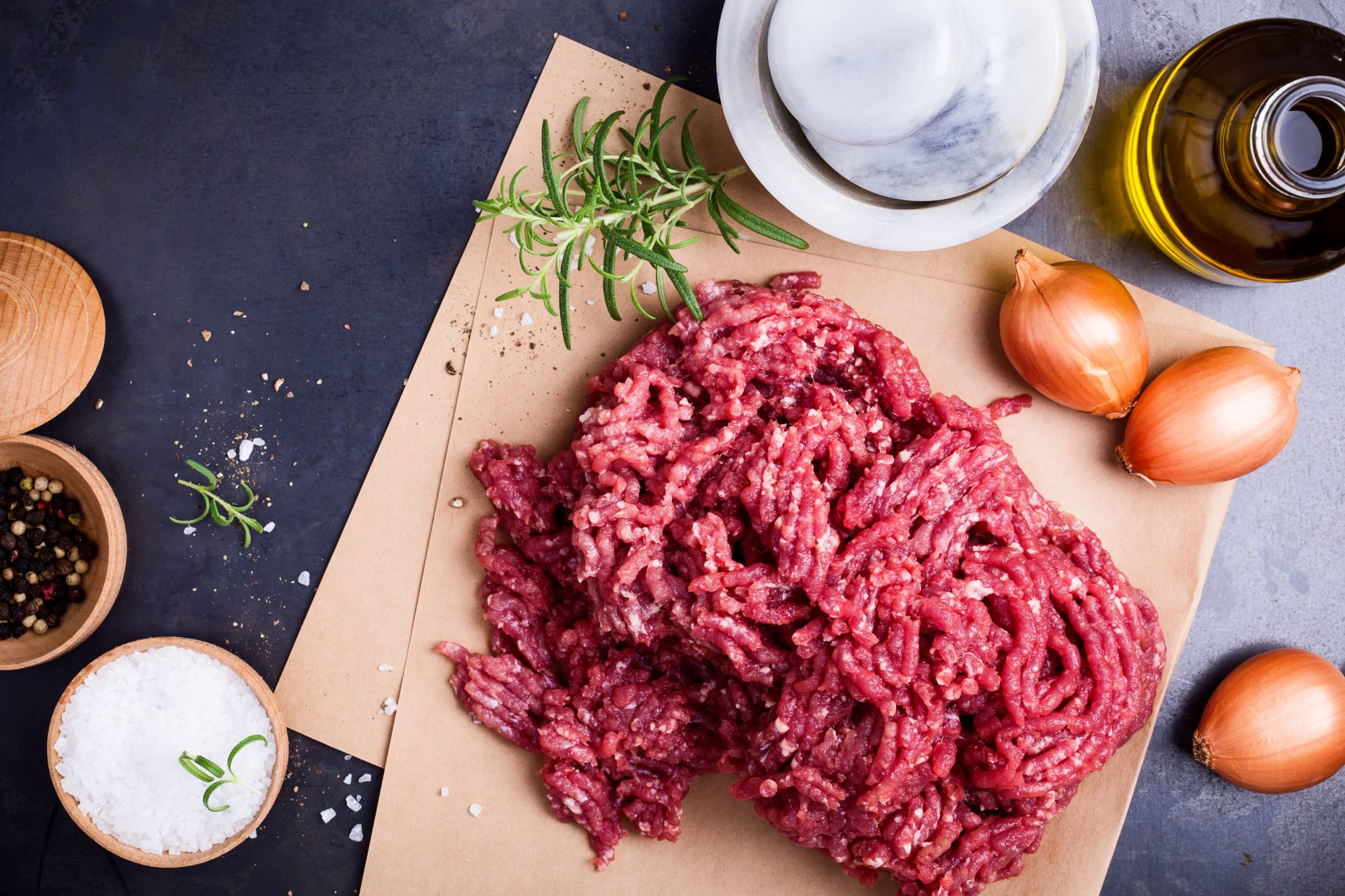 how long does ground beef last in the freezer