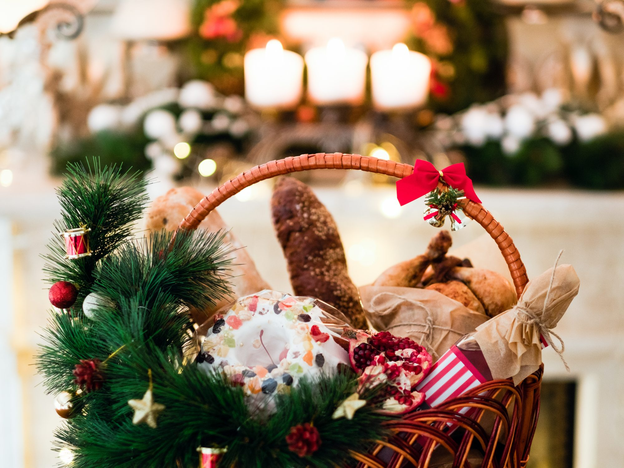 Christmas Gift Baskets 2019.Pinterest Trends 2019 Holiday Gift Baskets Southern Living