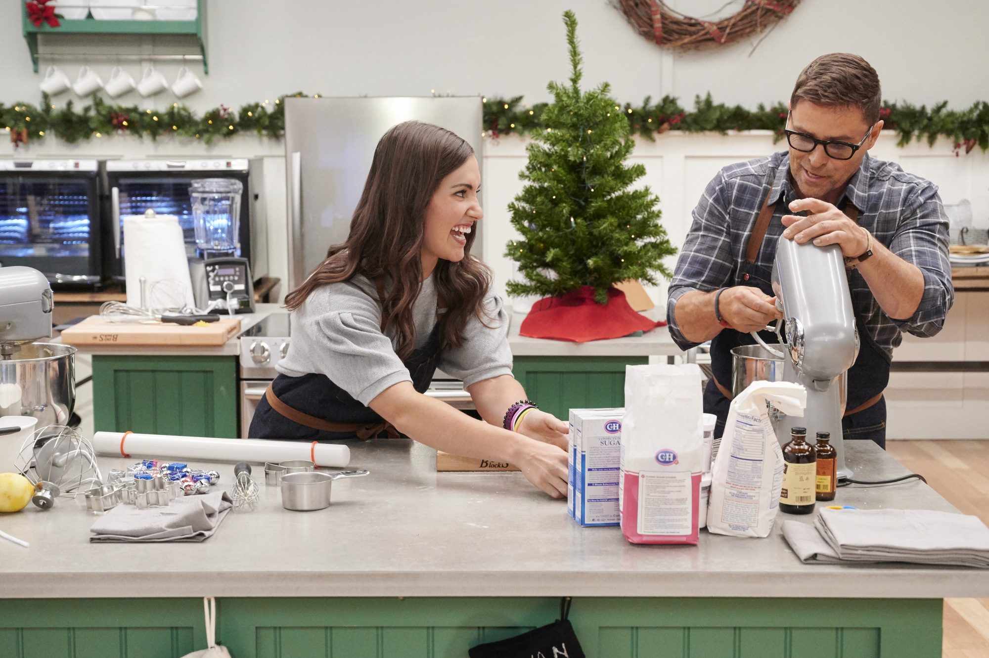 Exclusive: Hallmark's Christmas Cookie Matchup Premiere Date Announced