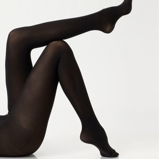 Commando Black Tights