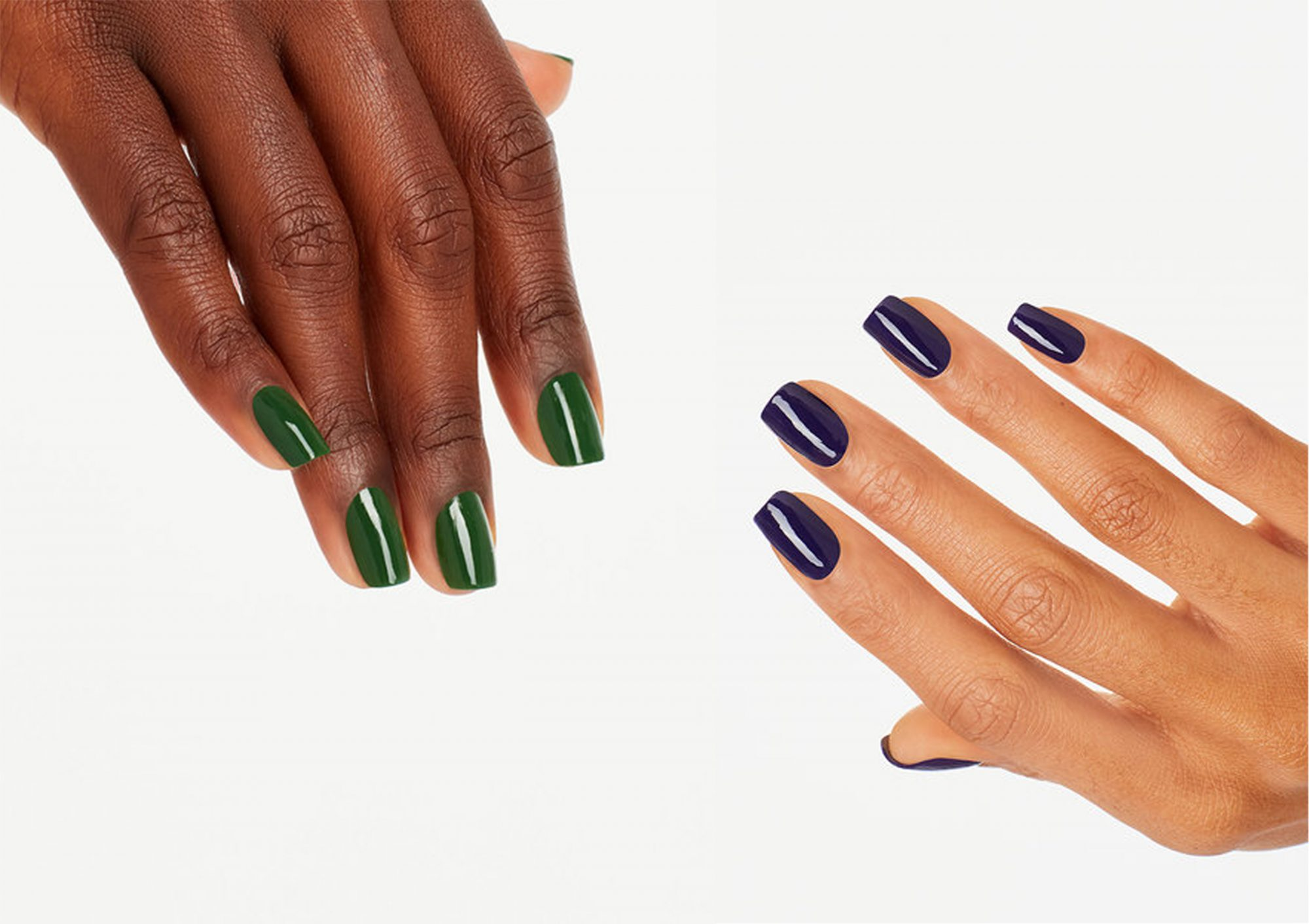 Right Now, OPI Is Selling the Last of These Two Popular Fall Polishes—Forever