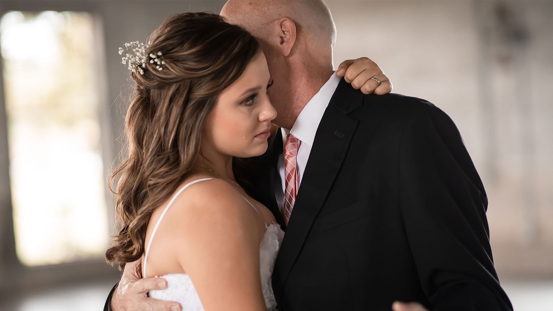 Wedding Dance with Dying Dad
