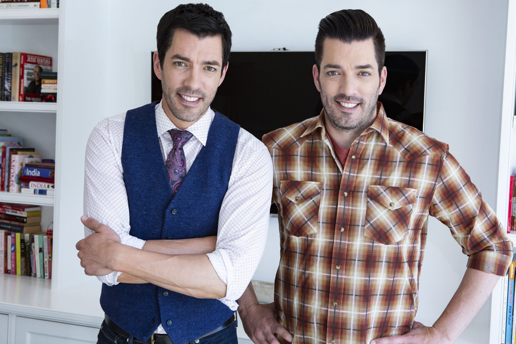 Is This Quirky Property Brothers Storage Solution the Next Big Thing in Kitchens?