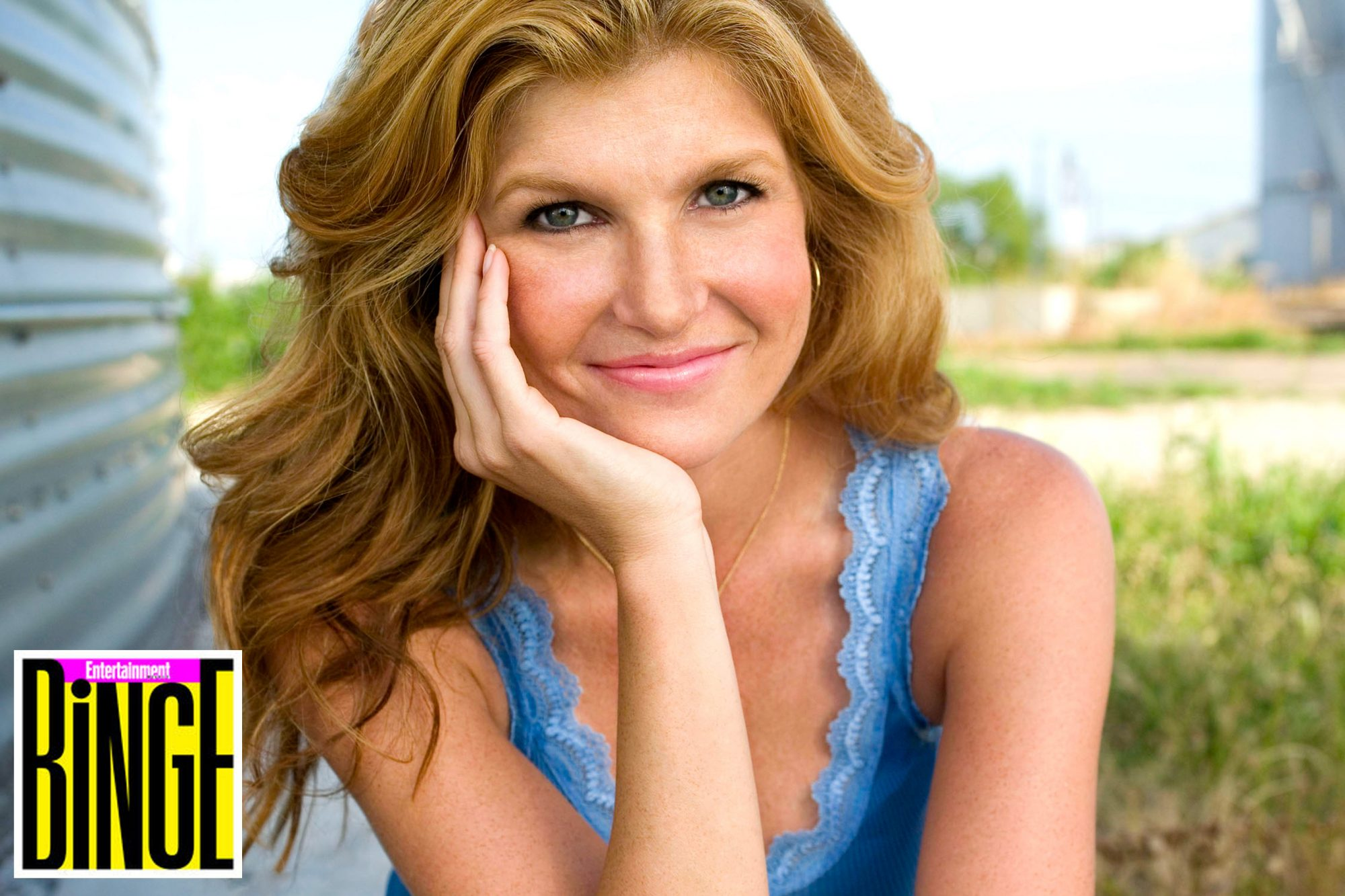 How To Get Connie Britton Hair With This 15 Minute Blow Dry