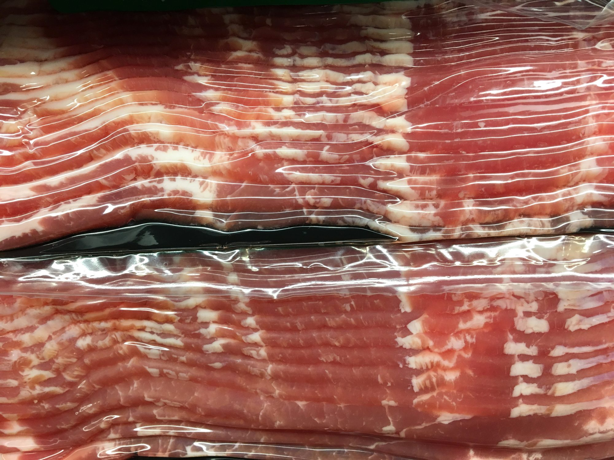 Grocery Store Bacon