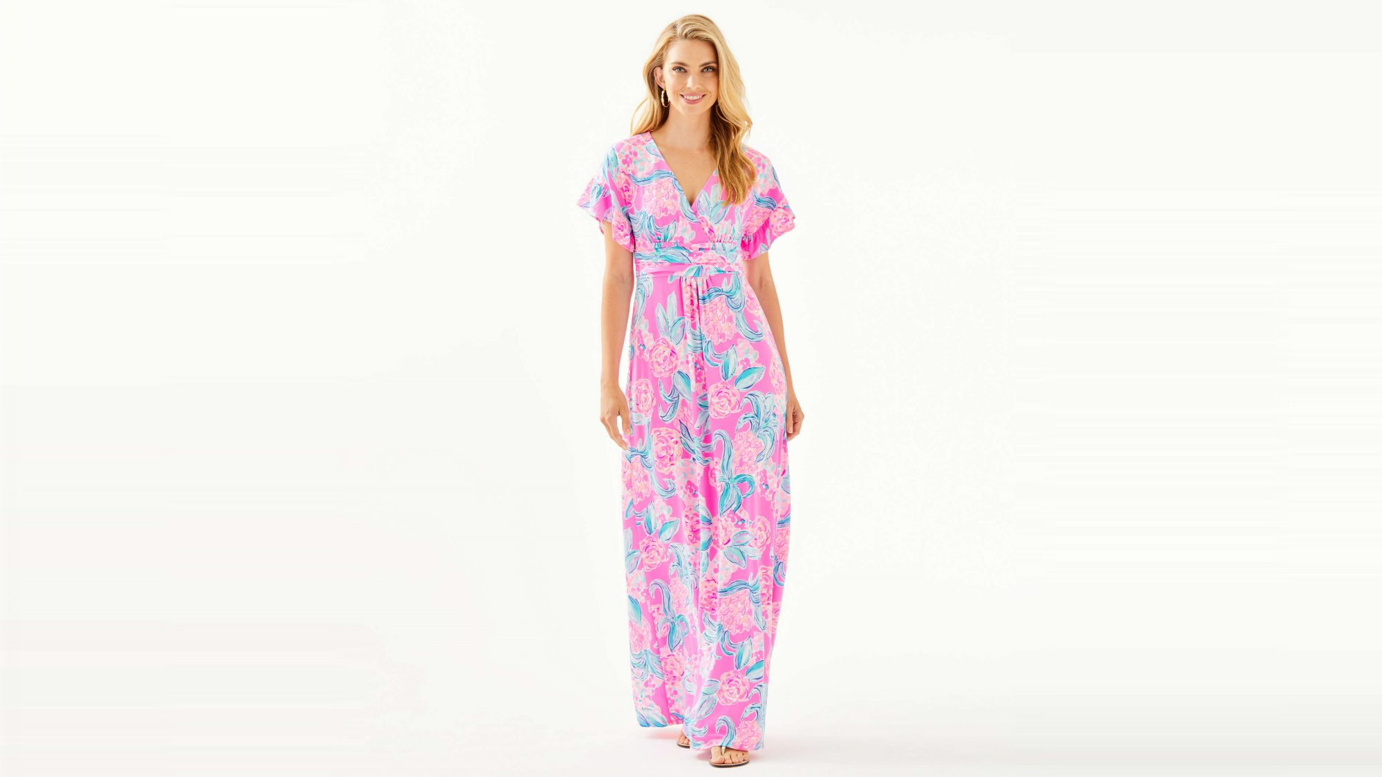 Lilly Pulitzer S Pinking Positive Collection Supports