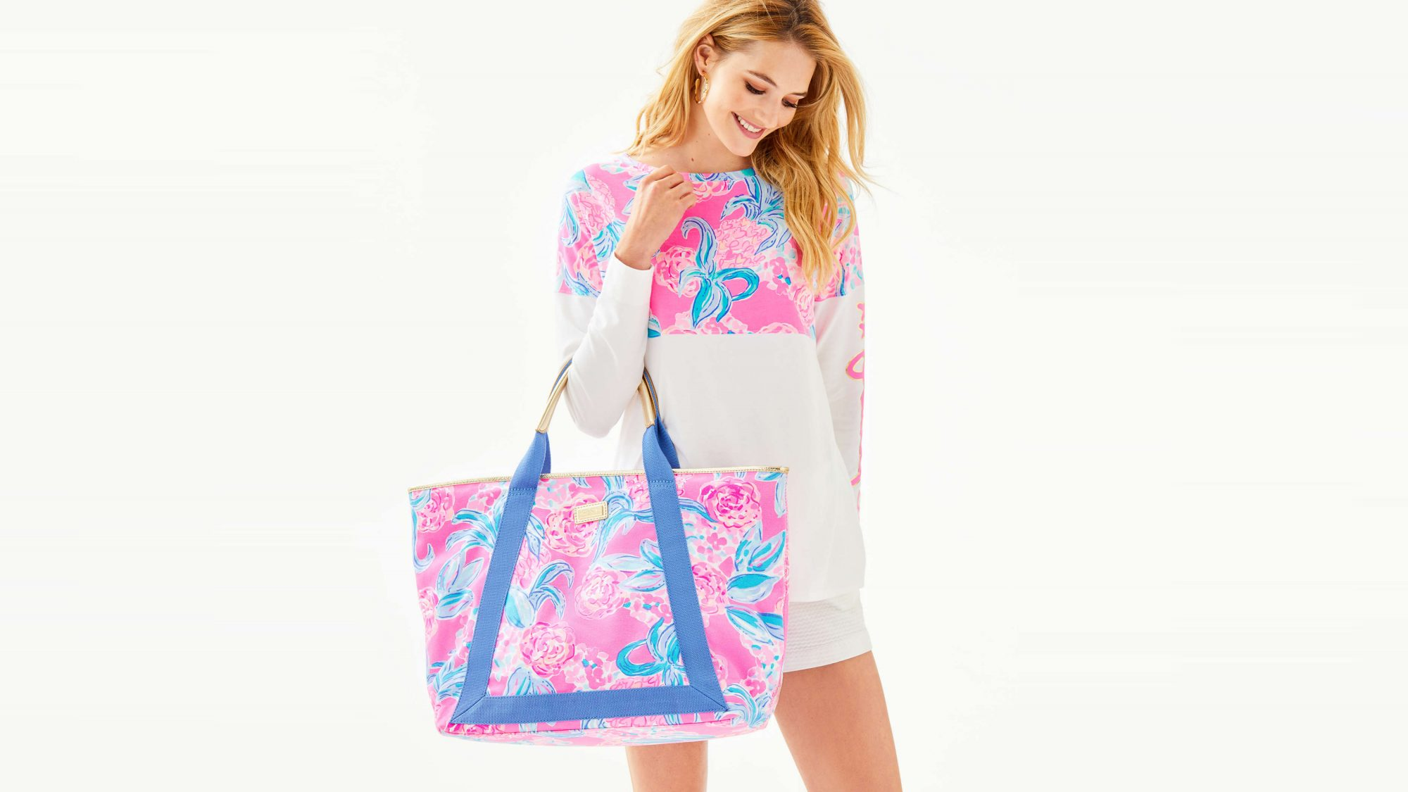 Lilly Pulitzer Sofina Tote