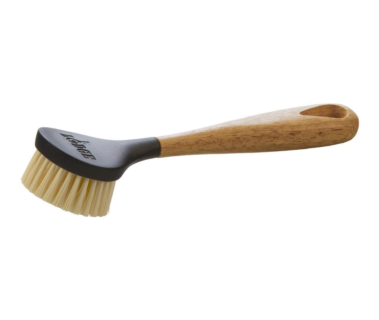 Lodge 10-Inch Cast Iron Scrub Brush