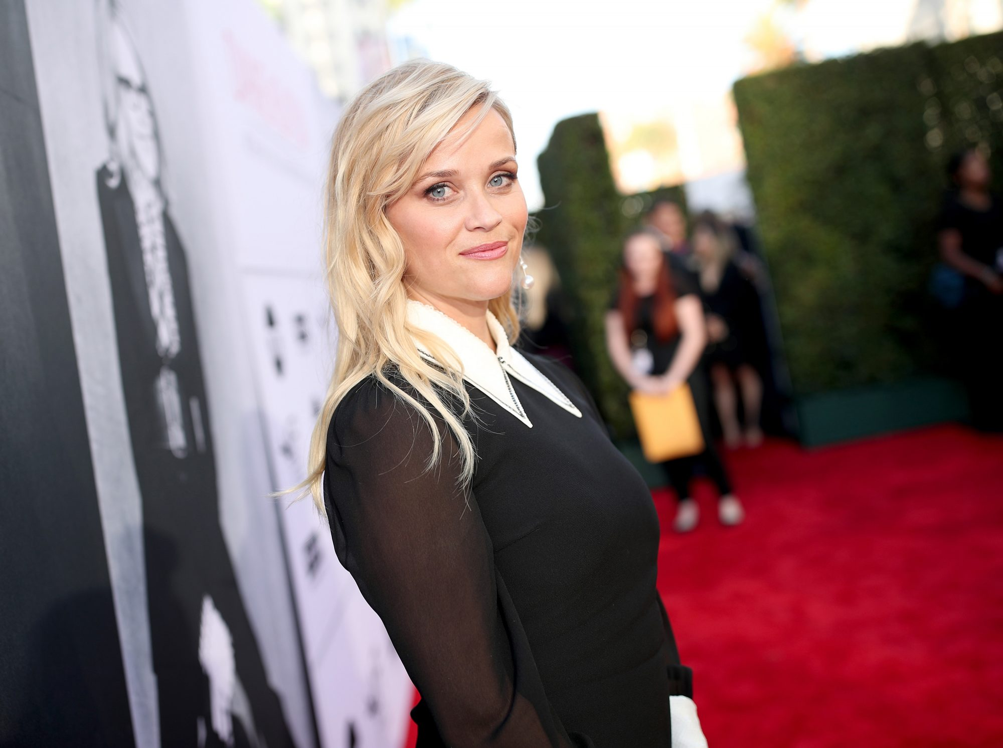 Reese Witherspoon's Denim Jacket Has a Sweet Shout-out to Her Southern Roots