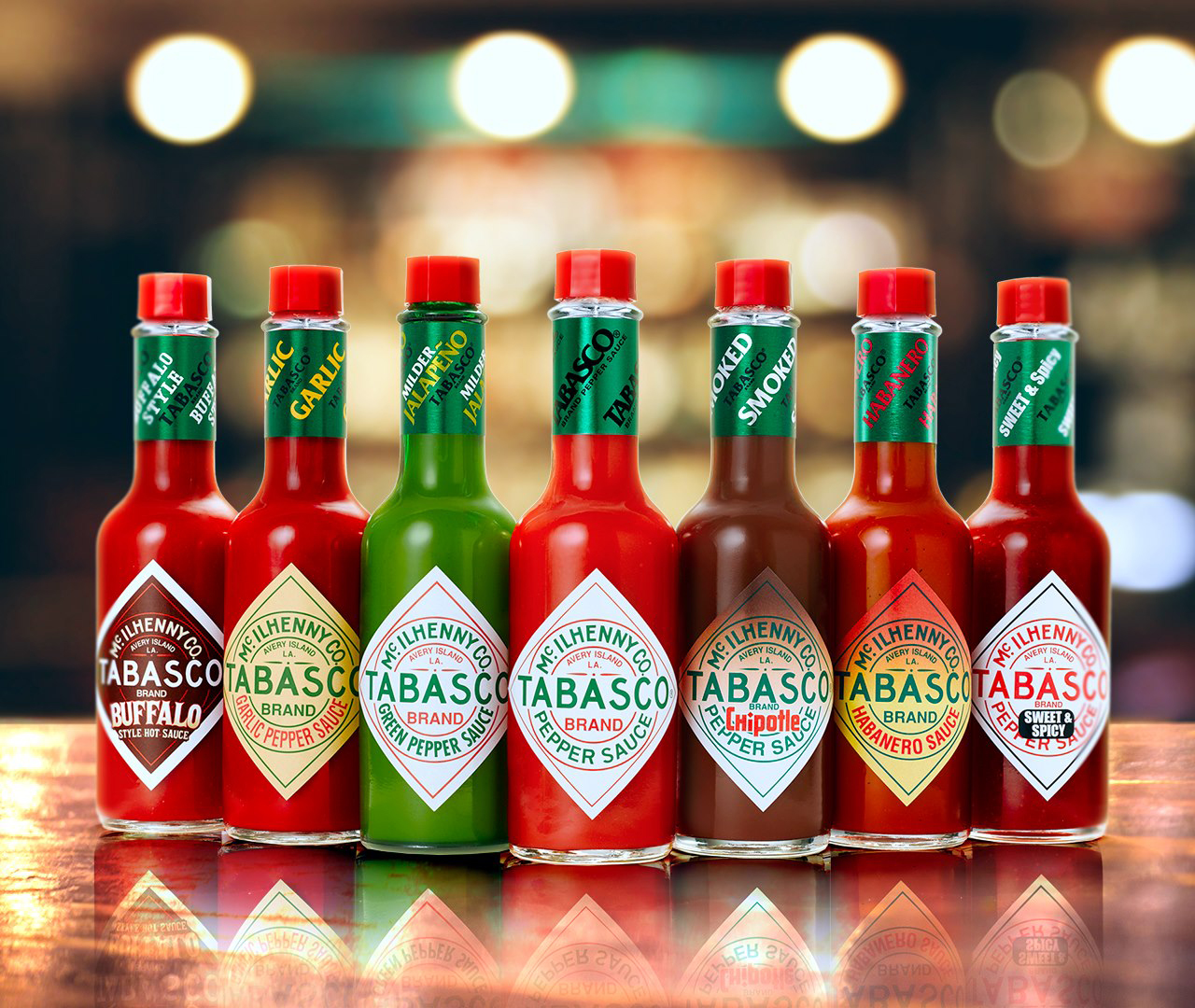 11 Things You Didn't Know About Tabasco, the World's Most Famous Hot Sauce