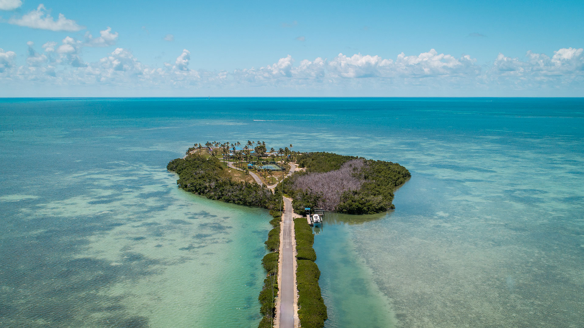 This Landmark Private Island in the Florida Keys Could Be Yours