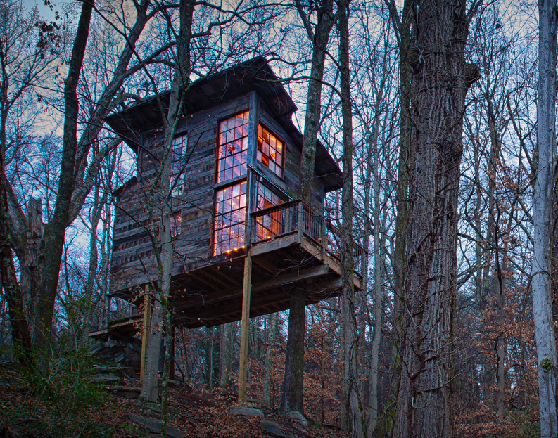 Treehouse in GA