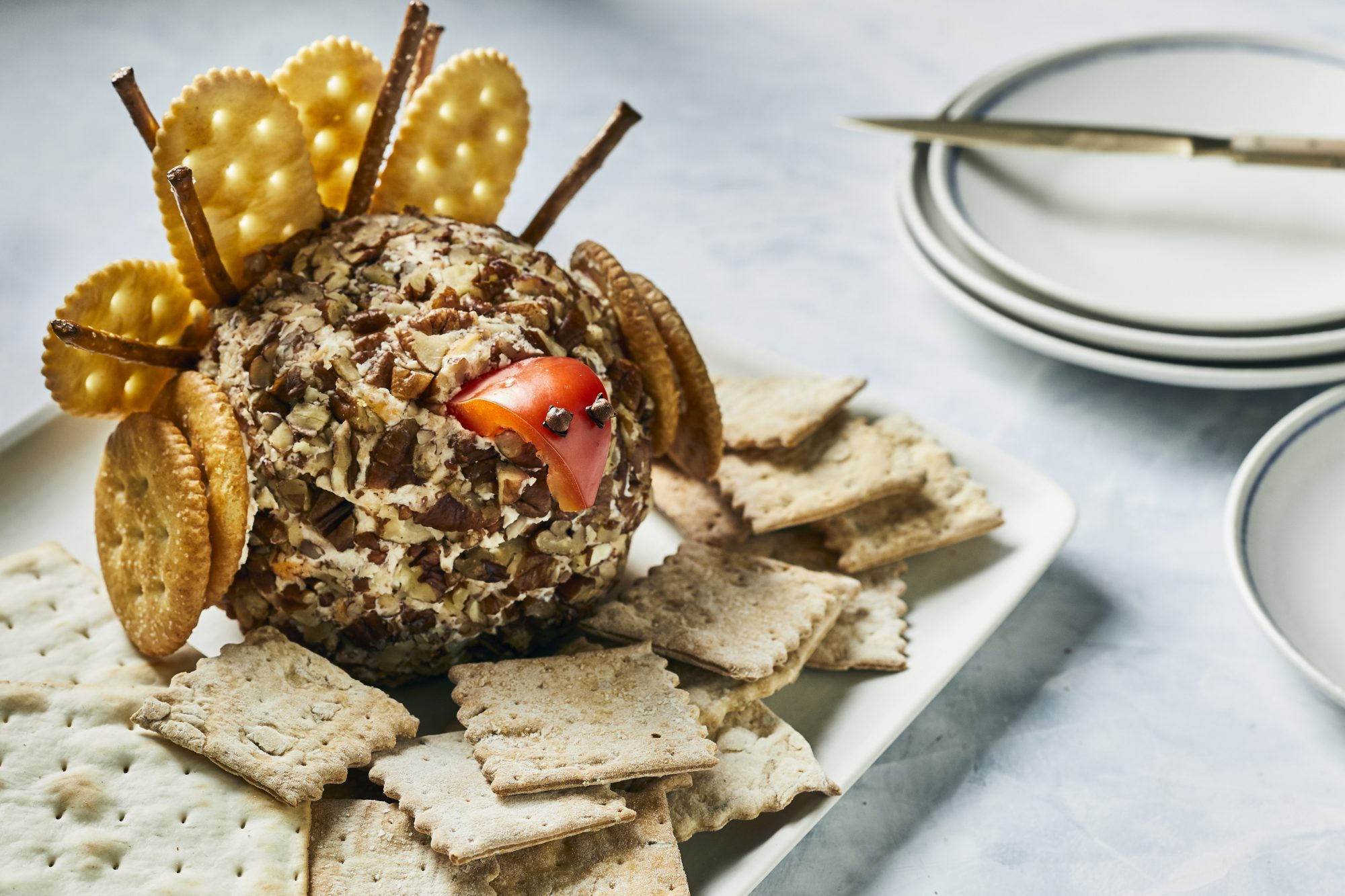 Turkey Cheese Ball