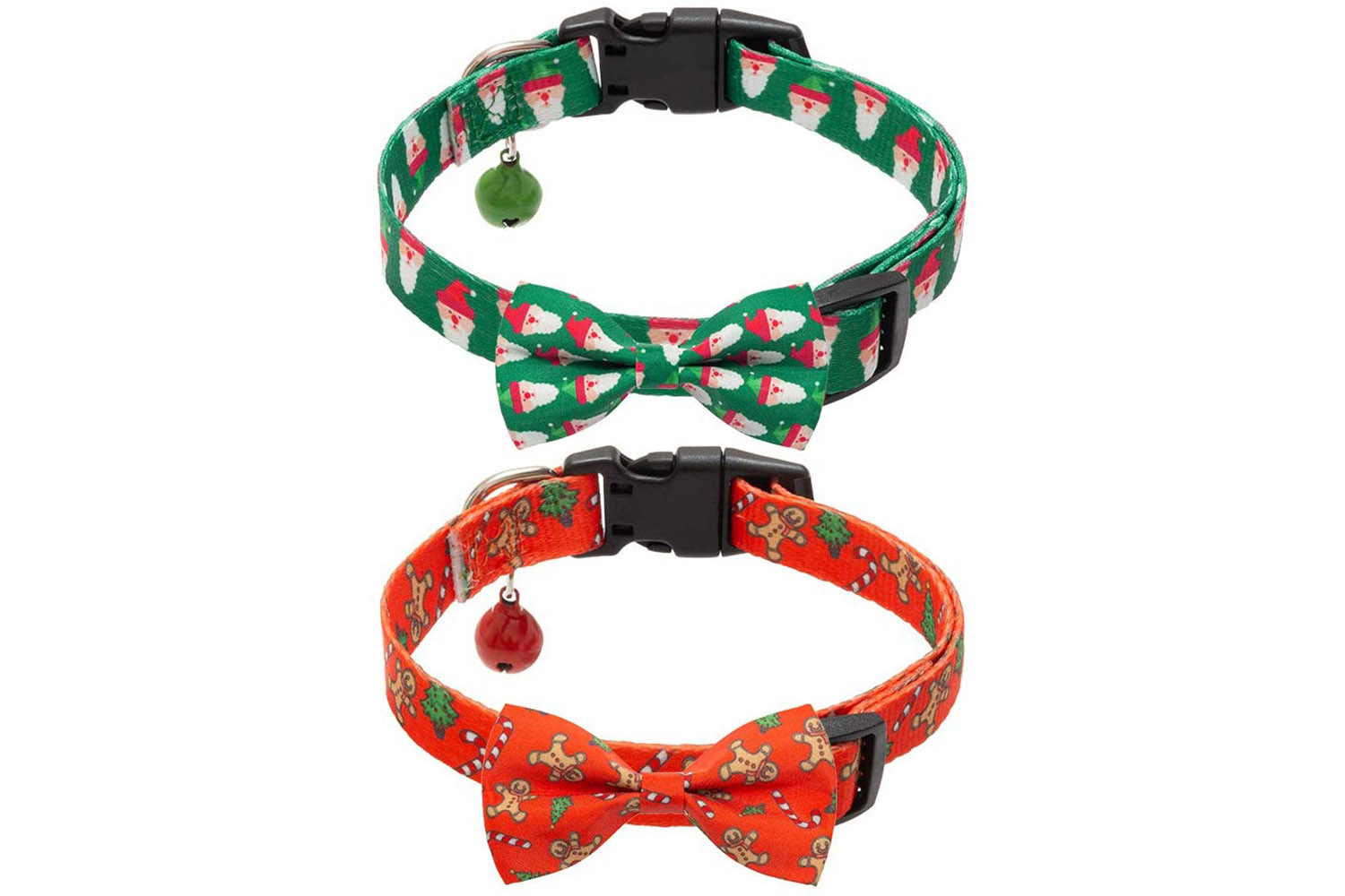 Double Trouble Collars