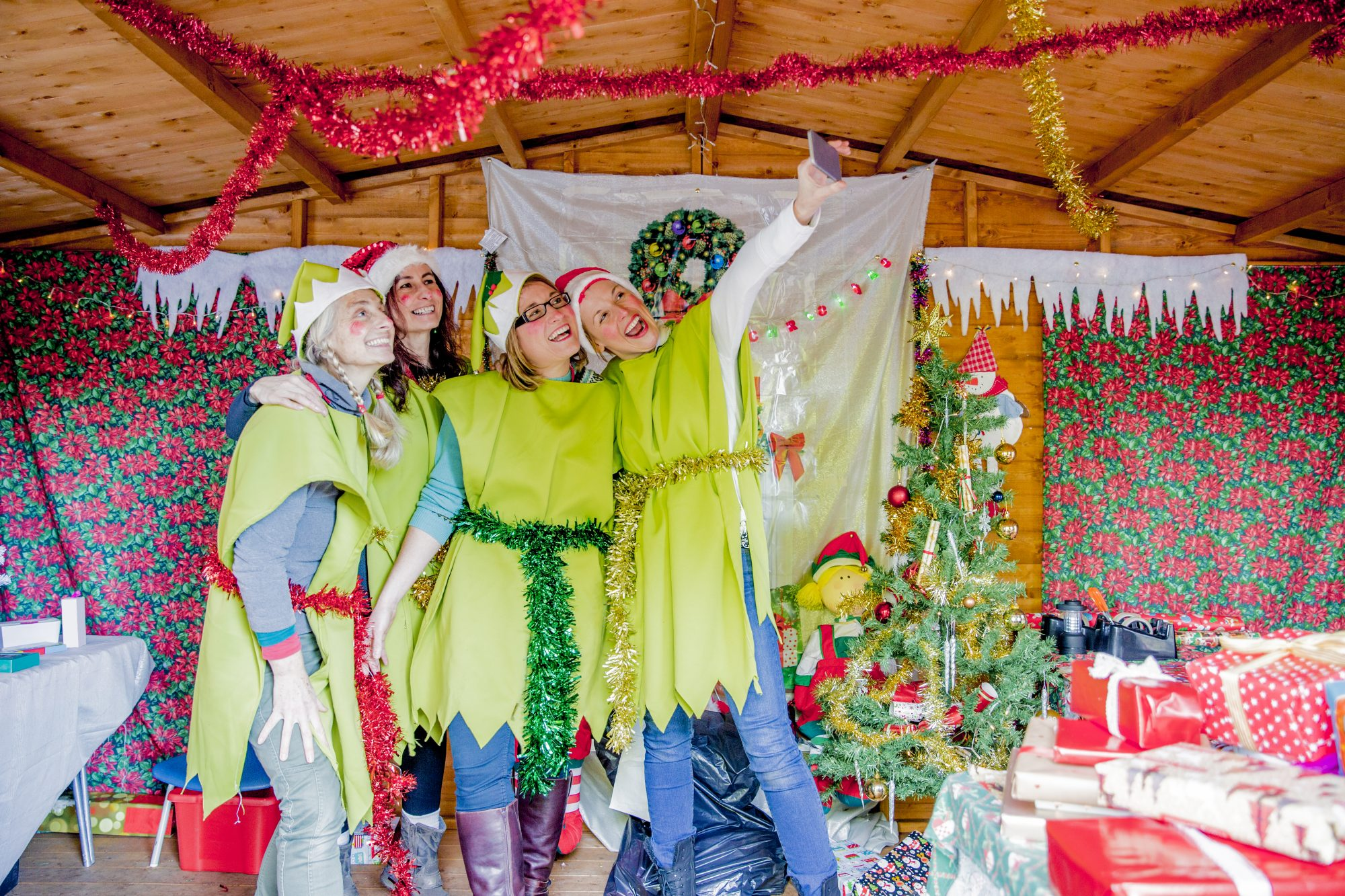 Lapland Safaris Is Hiring Elves to Spend Christmas in Finland