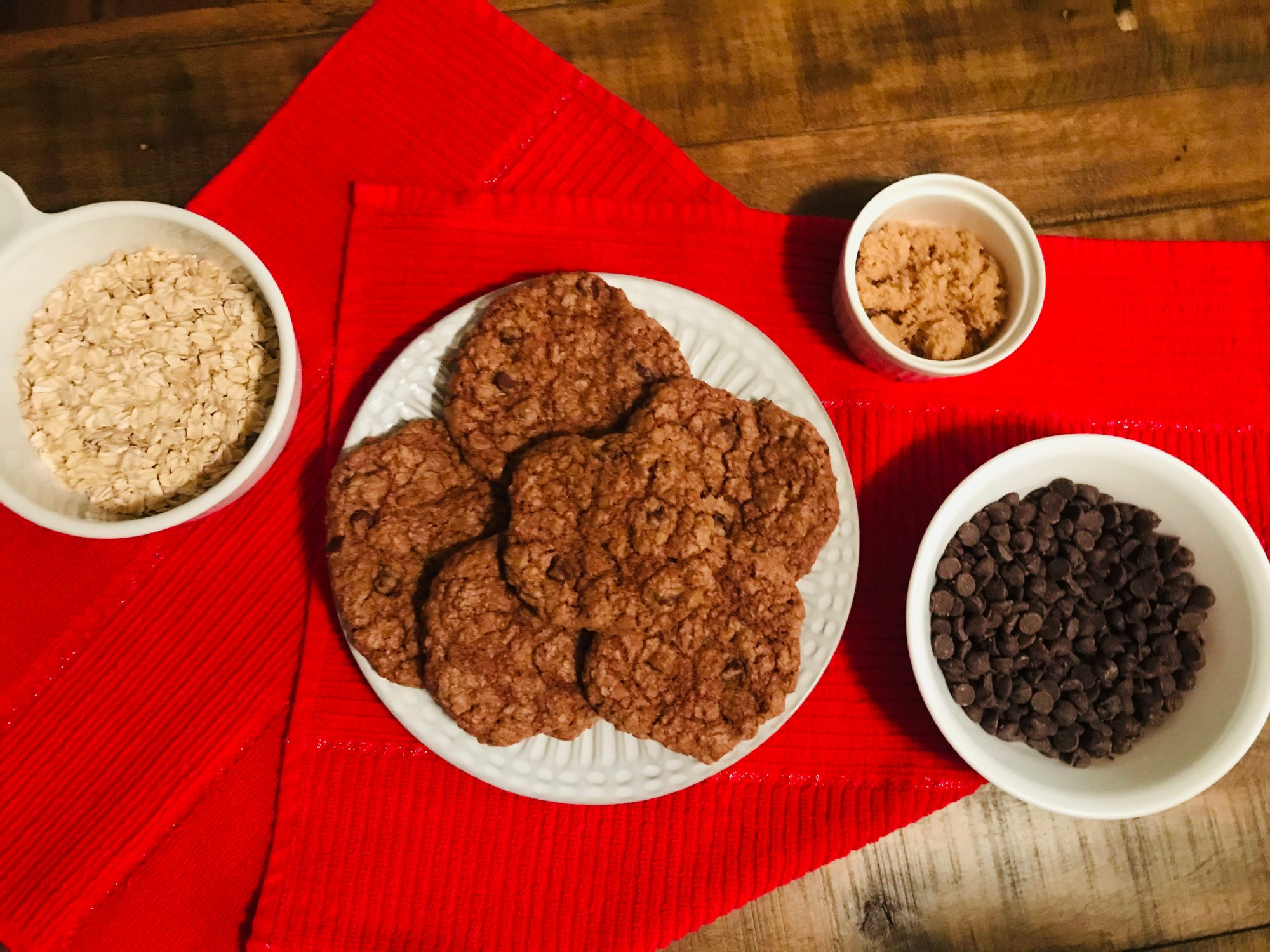 Laura Bush's Cowboy Cookies Prove Everything Really is Bigger in Texas