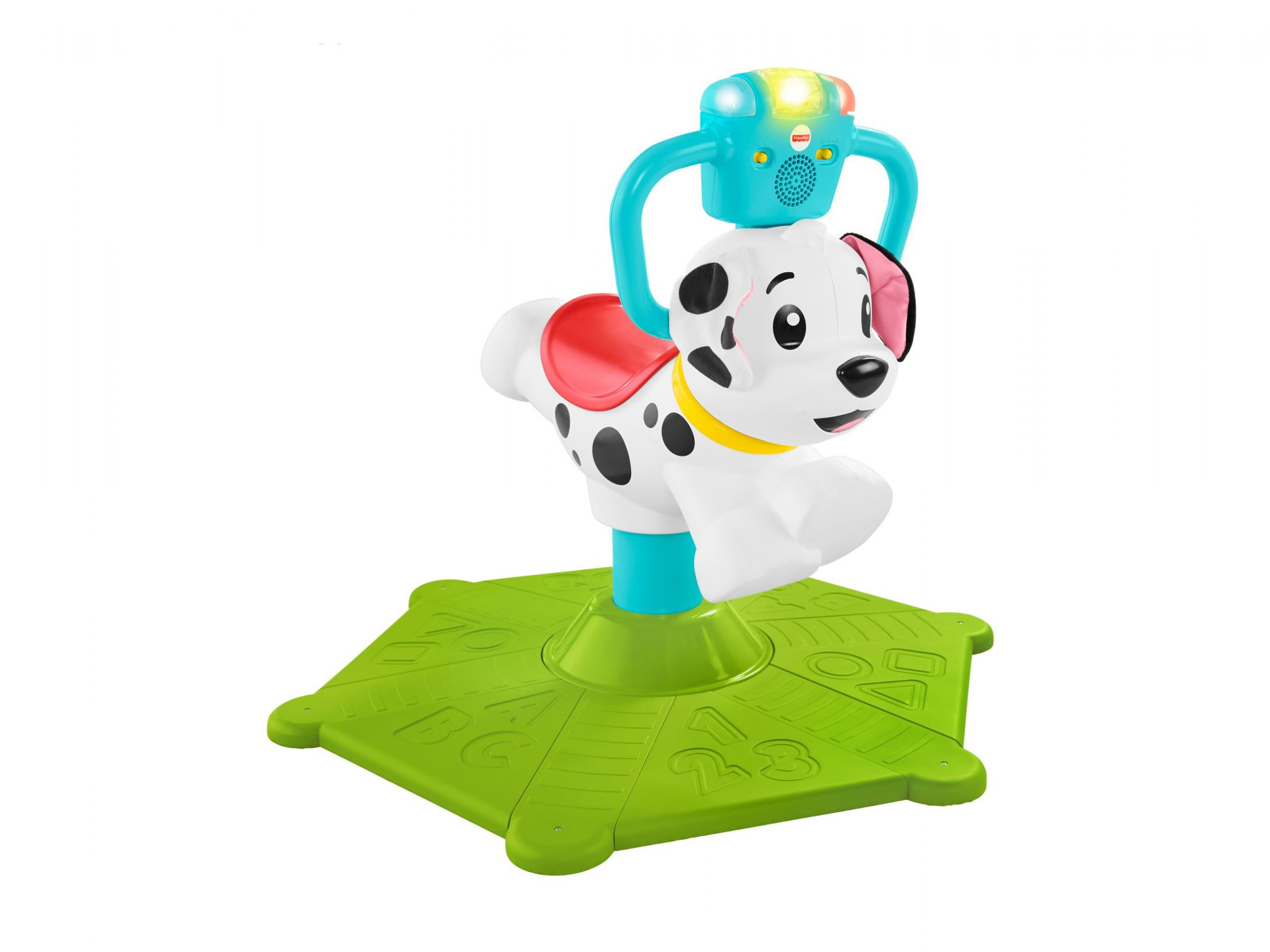 Fisher-Price Bounce and Spin Interactive Puppy