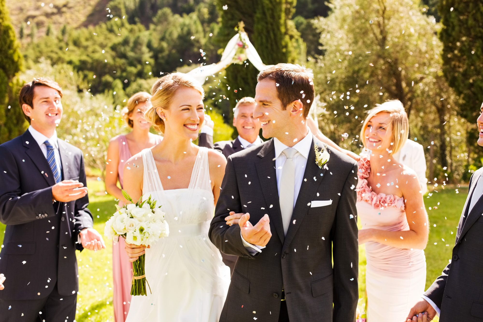 The More the Merrier: Does a Big Wedding Lead to a Better Marriage?