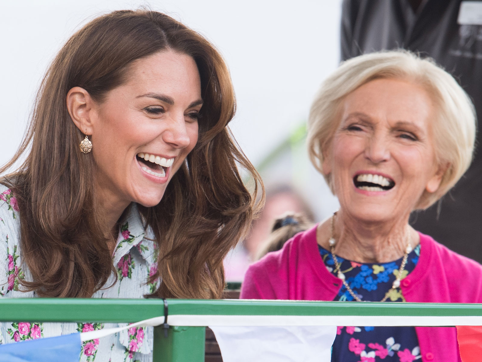 Mary Berry Kate Middleton
