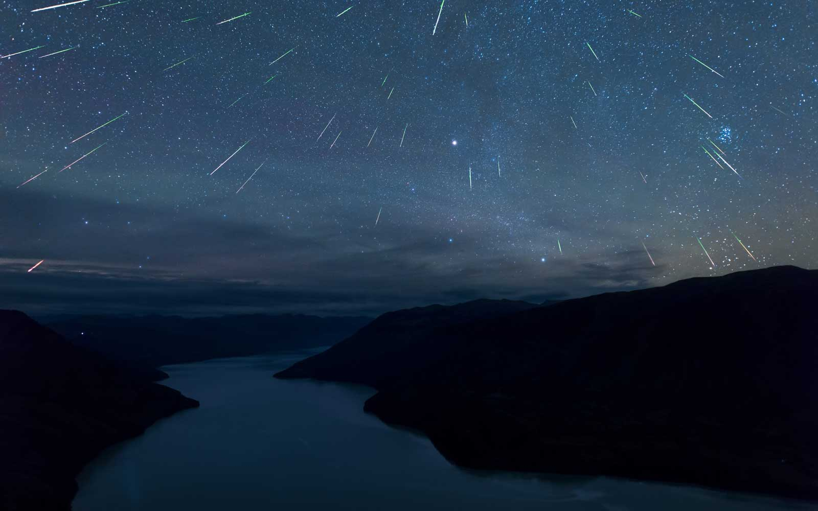 A 'Unicorn' Meteor Storm May Be on Its Way This Week