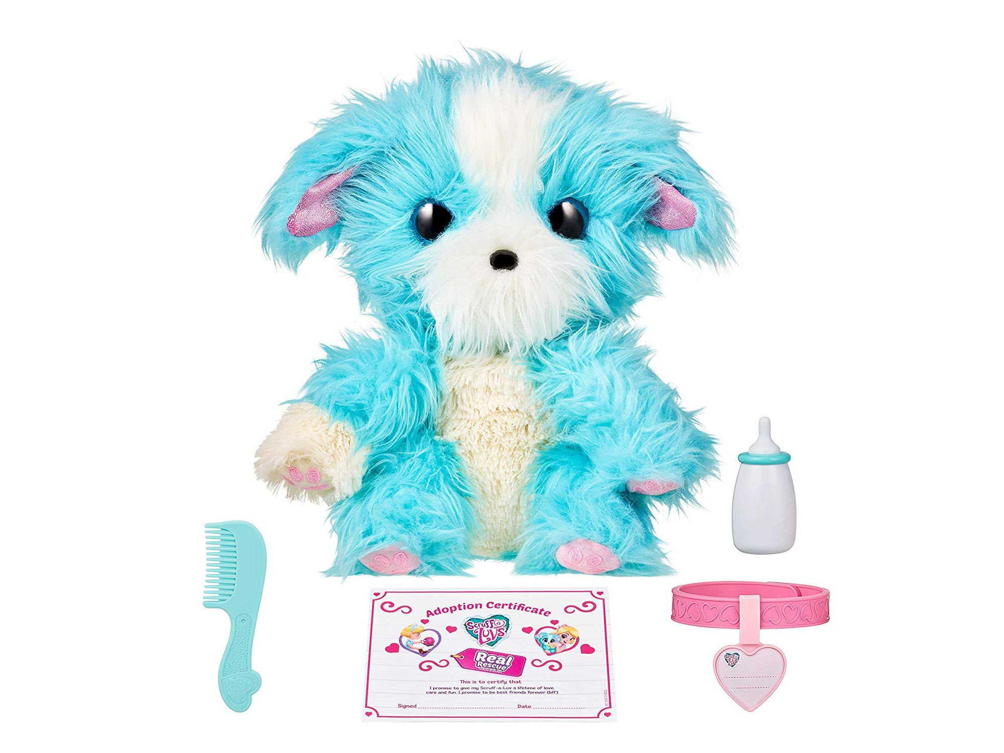 RX_1911 Best New Toys 2019_Little Live Scruff-a-Luvs Plush Mystery Electronic Rescue Pet