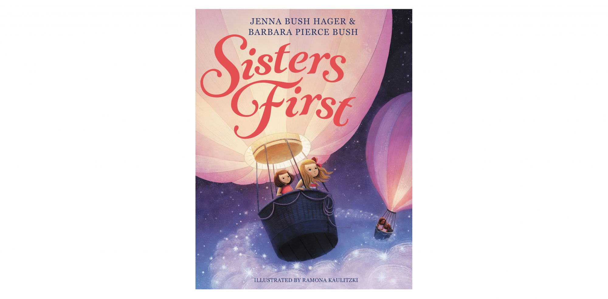 Sisters First children's book