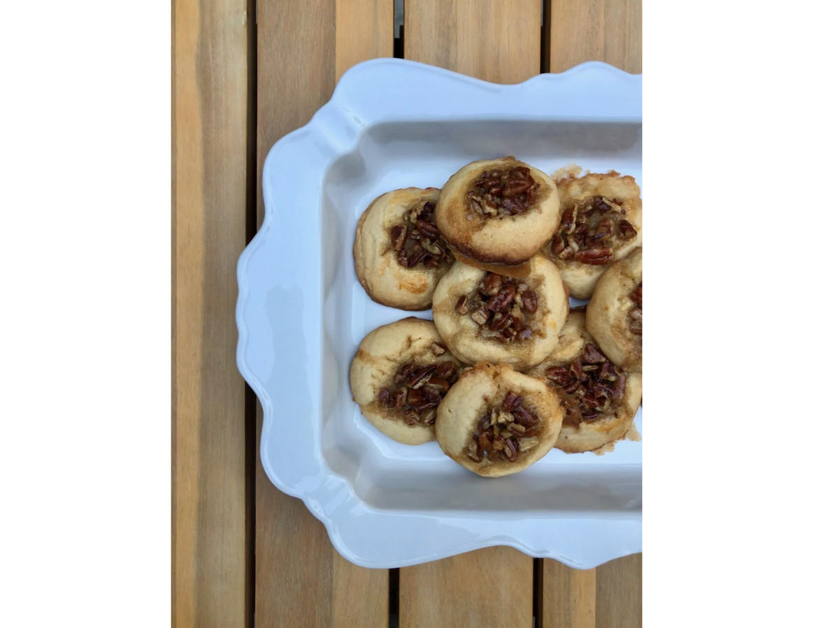 These Pecan Pie Cookies are Everything I Love About My Favorite Thanksgiving Dessert
