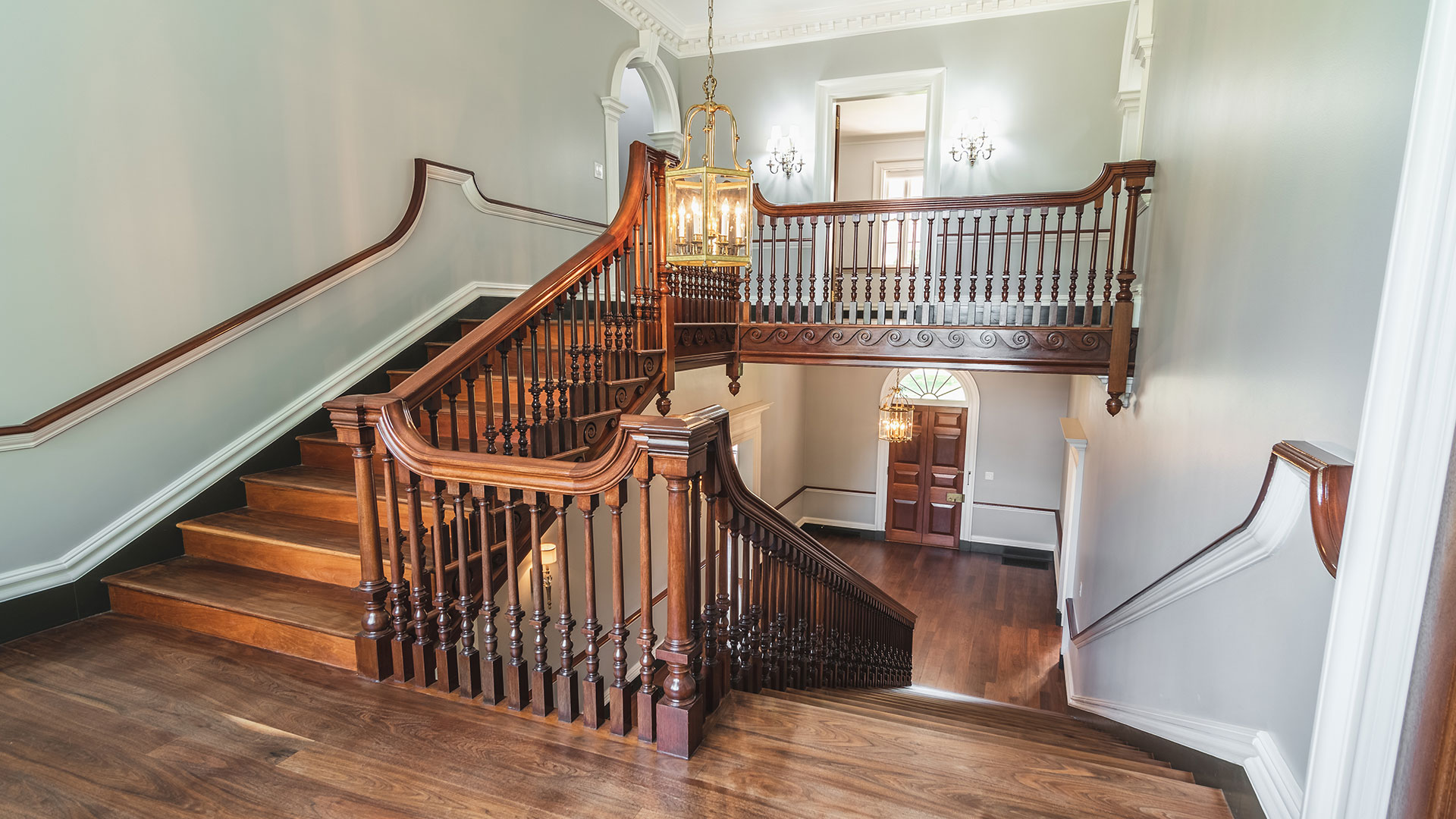 WaterCrest Staircase
