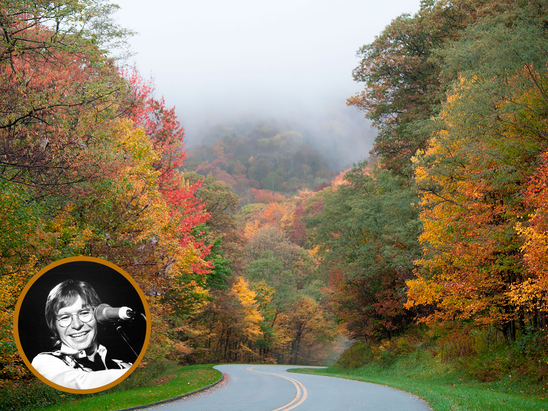 """Western or West Virginia? John Denver's """"Take Me Home, Country Roads"""" Sparks a Lively Debate"""