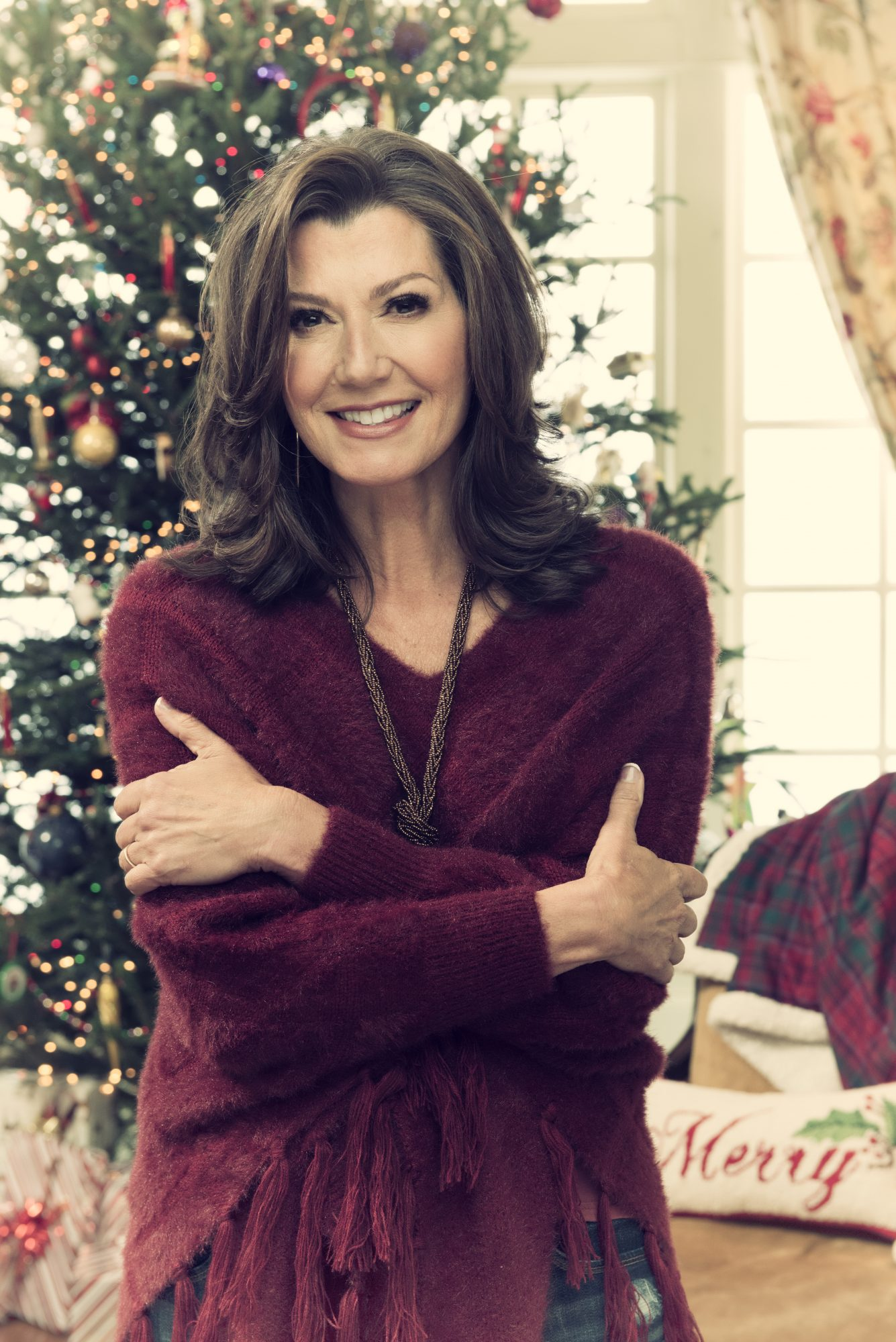 Amy Grant Shares Her Most Memorable Holiday Traditions