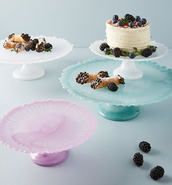 BUY IT: anthropologie.com, starting at $18.00For the baker who's got it all, show off those stunning bakes on a pretty cake stand!