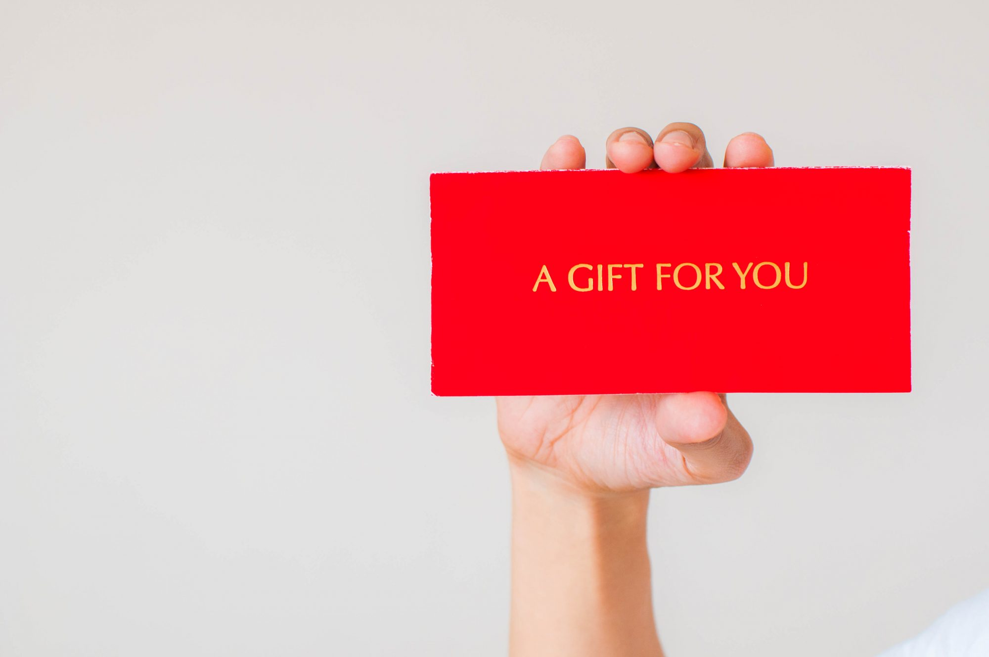 What to Do If You Get a Gift Card You Don't Want
