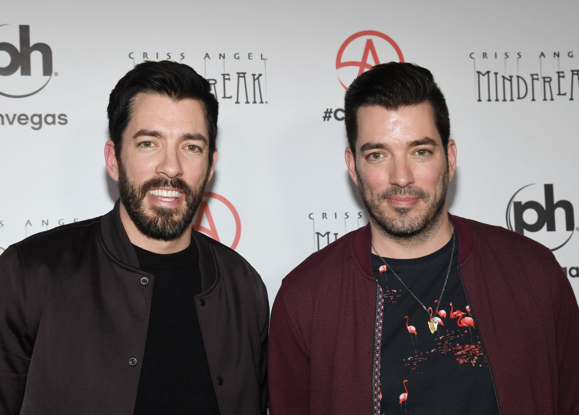 Are Plastic Furniture Covers Coming Back? Not if the Property Brothers Have Anything to Say About It!