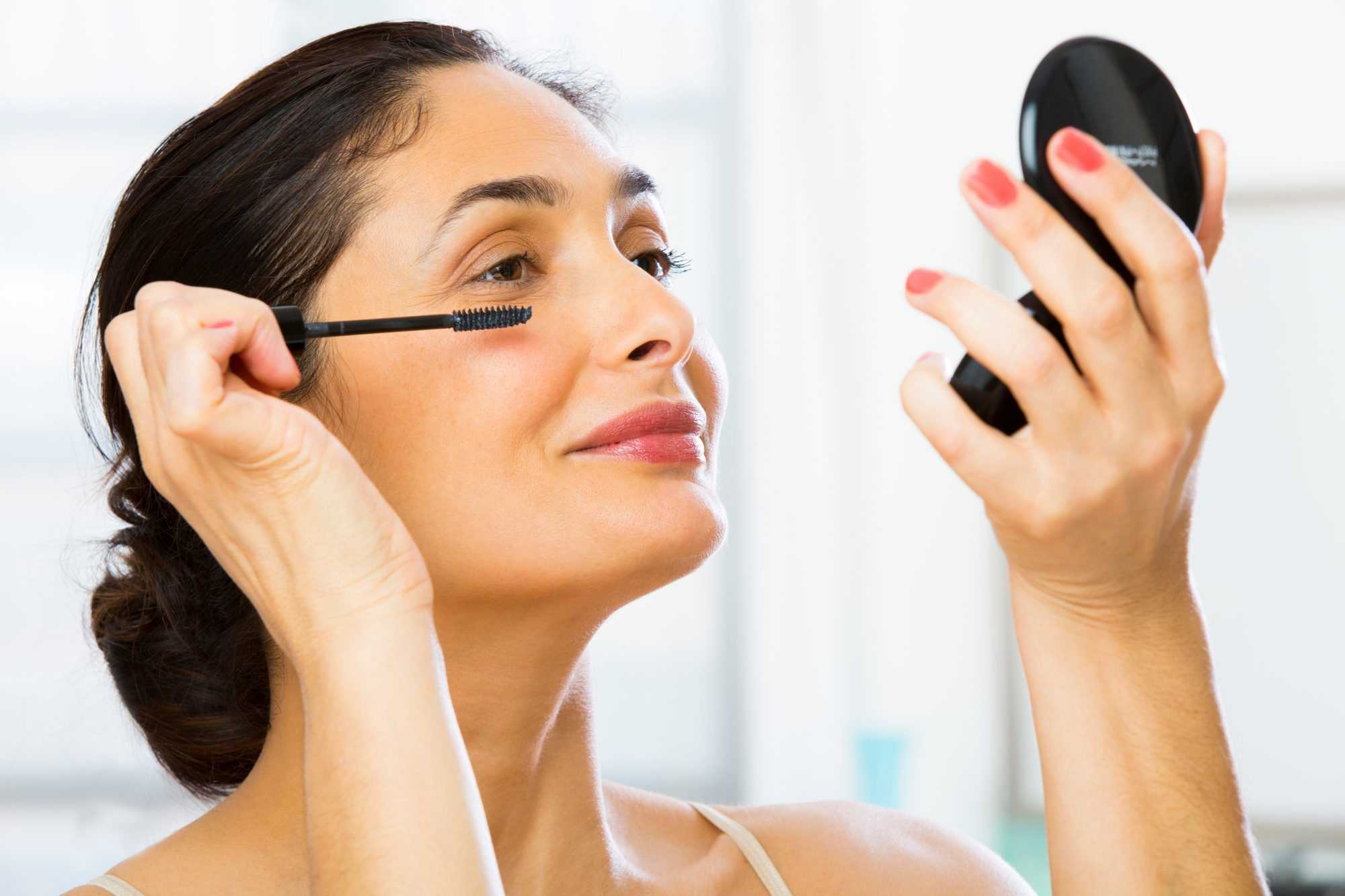 Applying Too Much Mascara Is the Sneaky Mistake That's Aging You