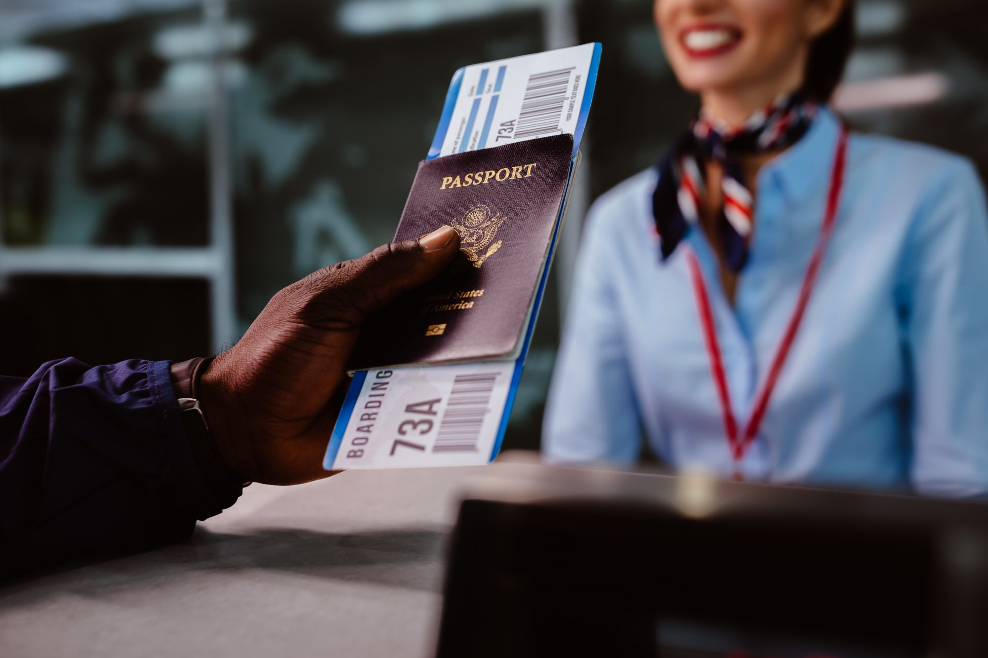Scammers Can Use Your Boarding Pass to Access Important Personal Information
