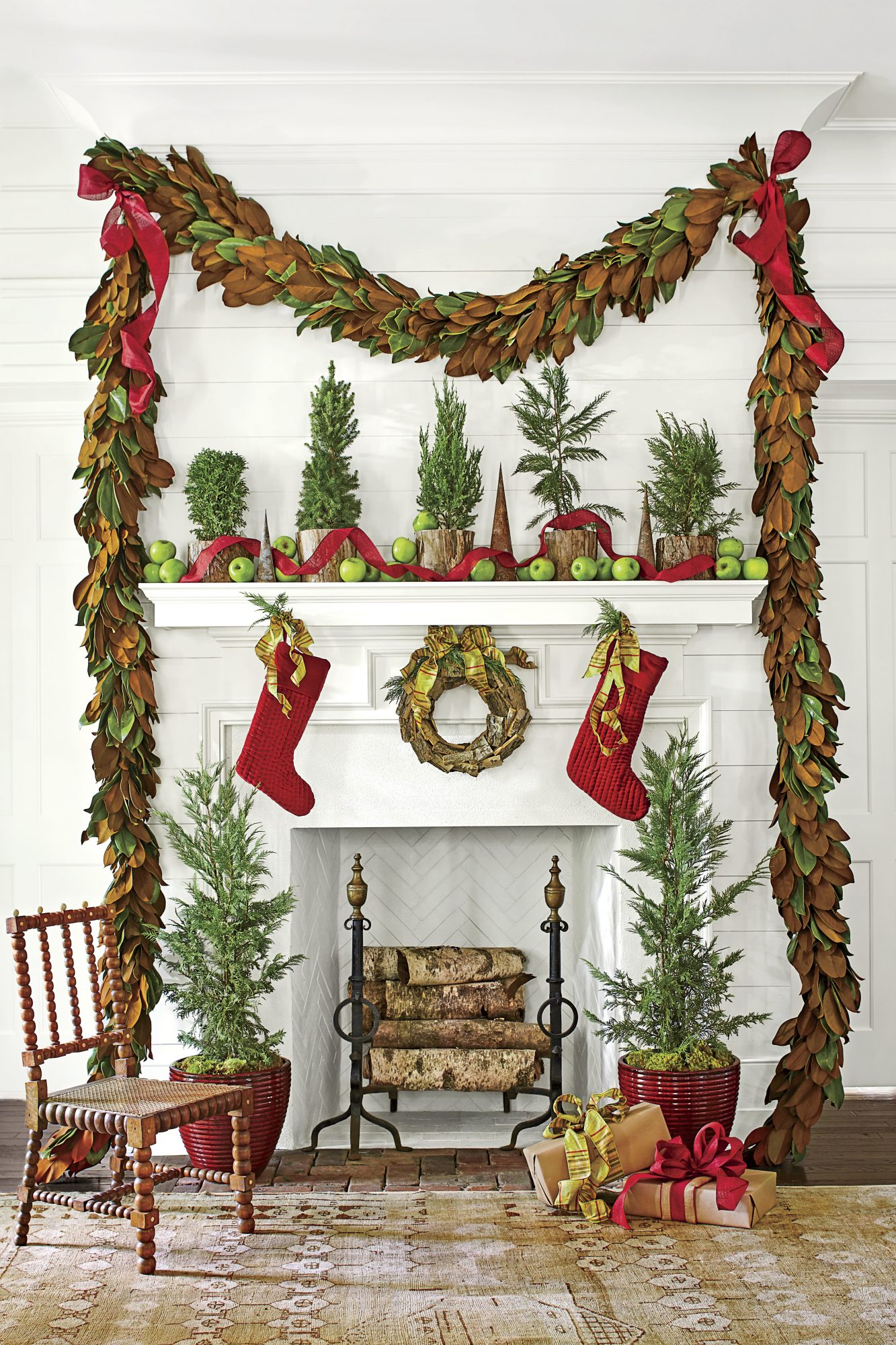 Your Guide to 8 Types of Lasting Greenery for Holiday Decorating