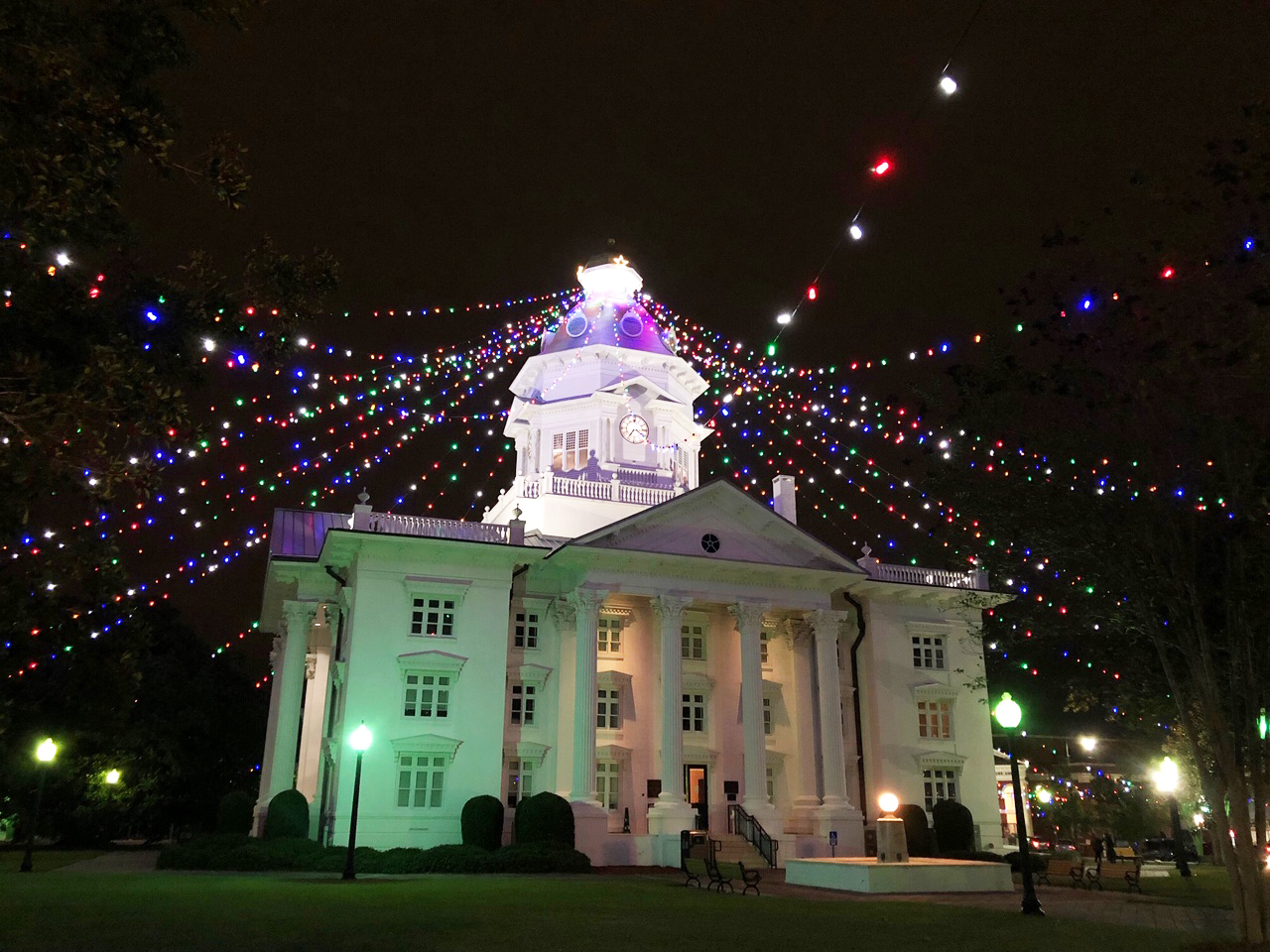 Experience the Magic of Moultrie, Georgia, This Christmas